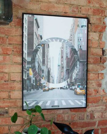 New york city by plakat - The City