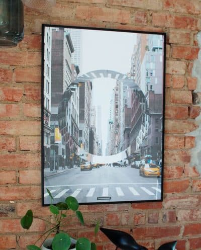 a8b0dc4c1a93 New york city by plakat - The City
