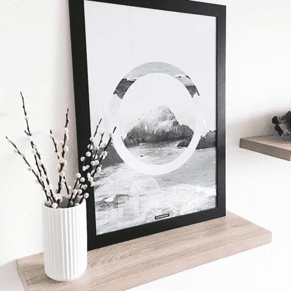 the-sea-plakat-grafisk