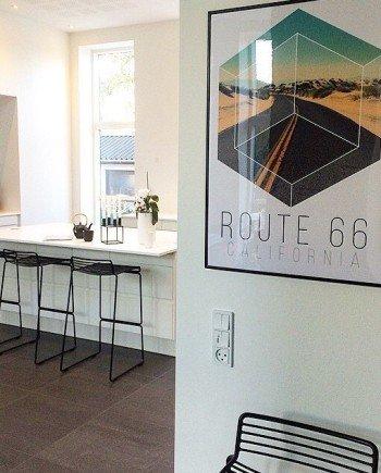 route-66-lys-farverig-plakat