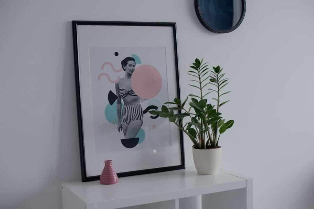 Ophæng af billeder og plakater