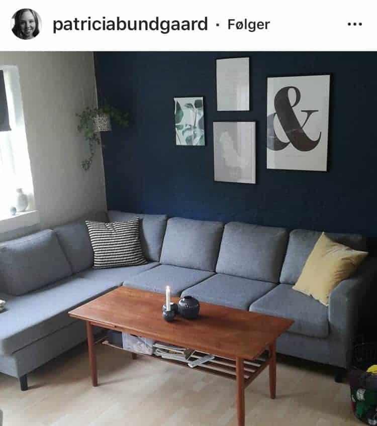 Plakatvæg af @patriciabundgaard