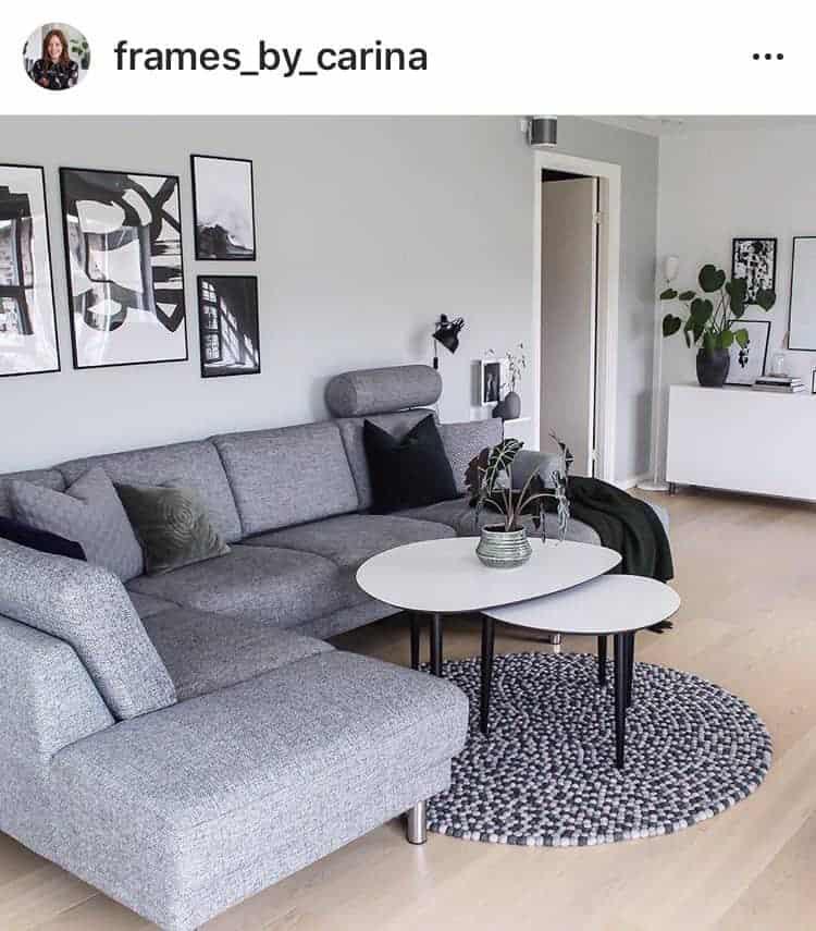 Plakatvæg af @frames_by_carina