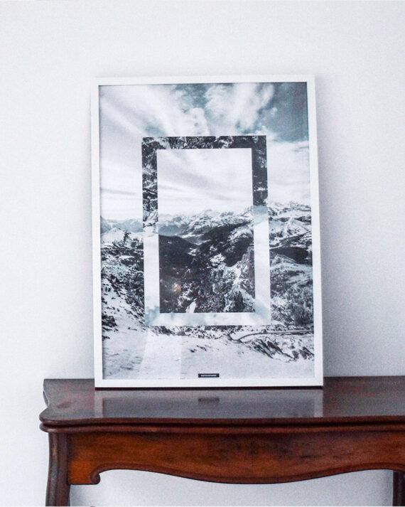 Snow Mountain plakat