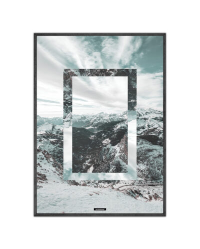 Snow Mountain plakat