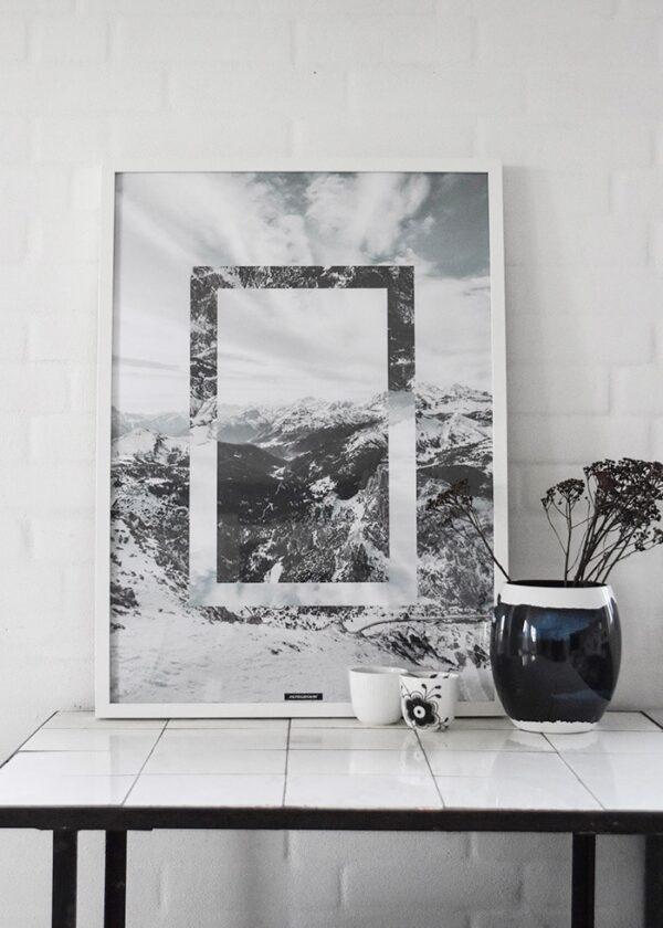 Snow mountain Produktbillede