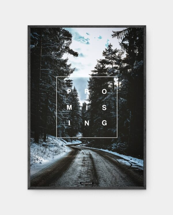 Promising plakat