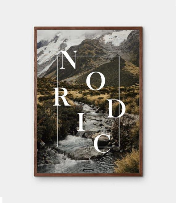 Nordic plakat