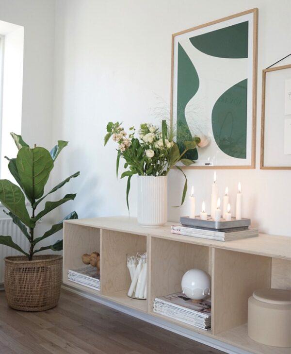 Green Shapes No 1 produktbillede