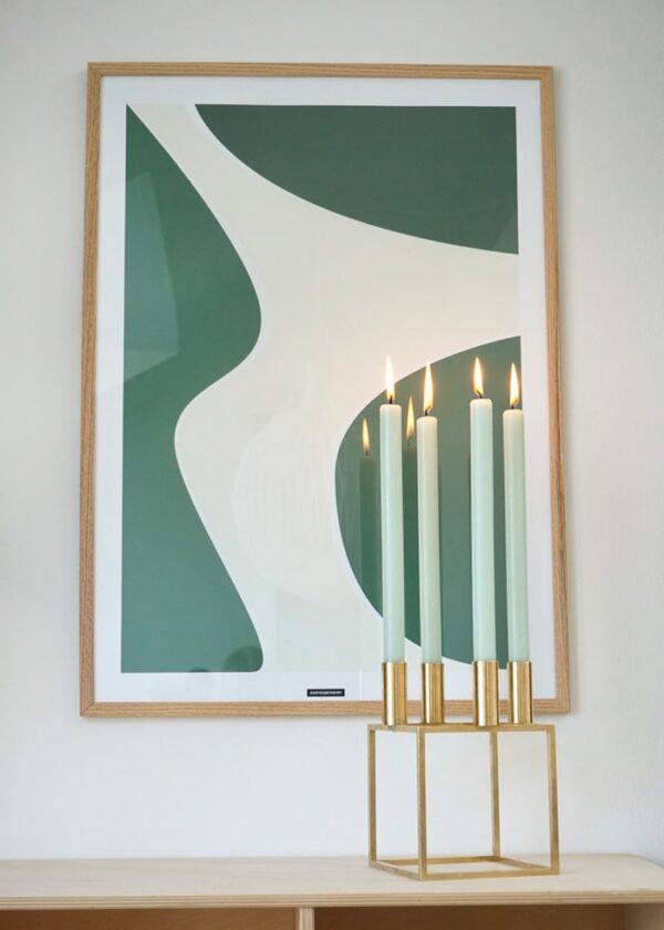 Green Shapes No. 1 produktbillede