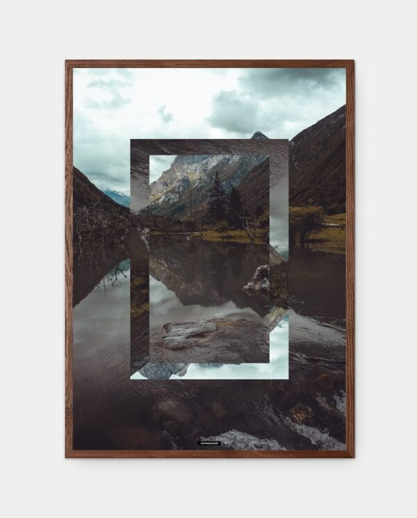 Reverse Nature plakat