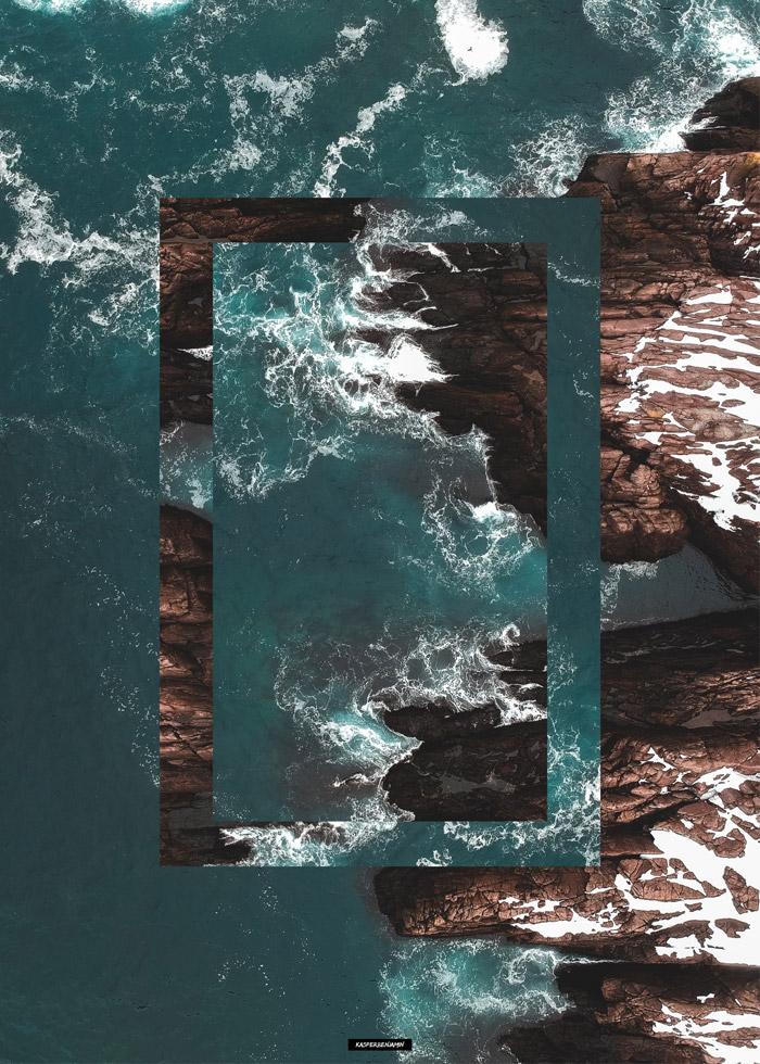 Reverse Ocean plakat