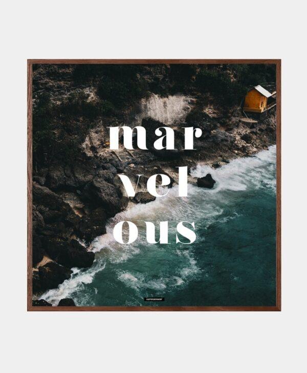 Marvelous plakat