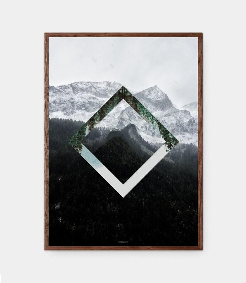 Nature Square plakat