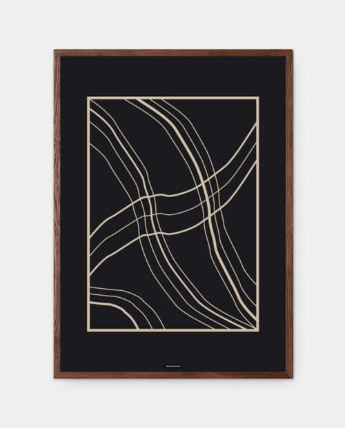 Lines No.3 plakat