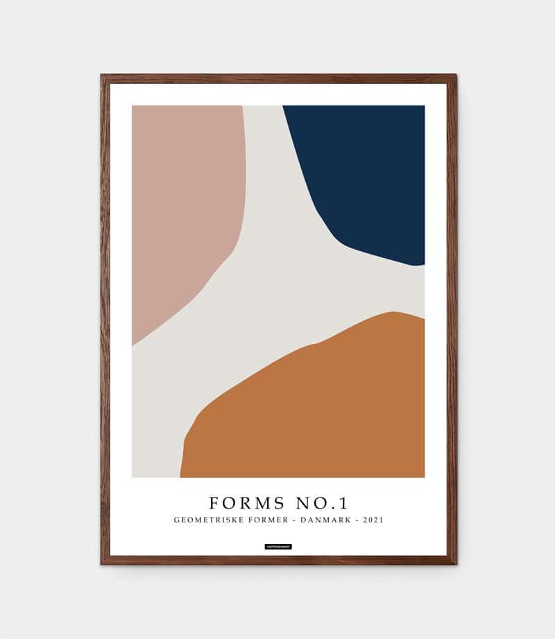 Forms No.1 plakat