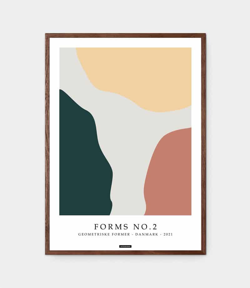 Forms No.2 plakat